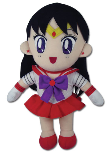 Sailor Moon - Sailor Mars Plush 17'', an officially licensed product in our Sailor Moon Plush department.