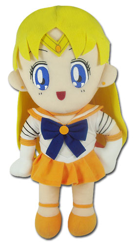 Sailor Moon - Sailor Venus Plush 17