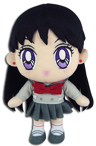 Sailor Moon S - Rei Plush 8'', an officially licensed product in our Sailor Moon Plush department.