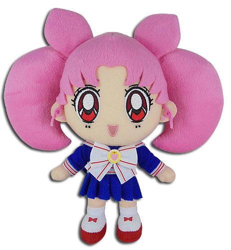 Sailor Moon S - Chibiusa Plush 8'', an officially licensed product in our Sailor Moon Plush department.