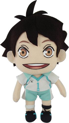 Haikyu!! - Oikawa Plush 8'' officially licensed Haikyu!! Plush product at B.A. Toys.