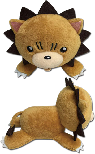 Bleach - Kon Prone Posture Plush 4'', an officially licensed Bleach product at B.A. Toys.