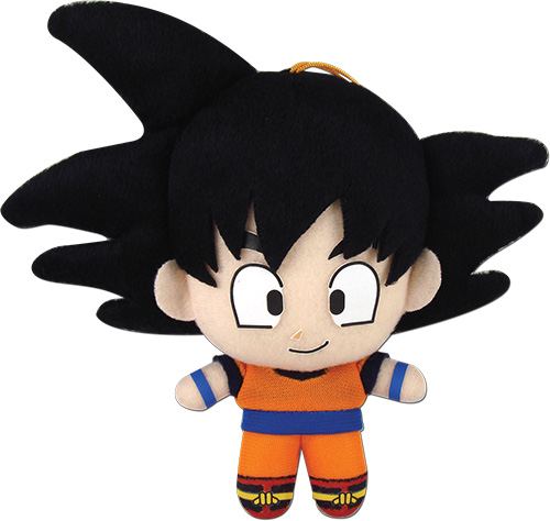 Dragon Ball Z - Sd Goku Plush 5'' officially licensed Dragon Ball Z Mugs & Tumblers product at B.A. Toys.