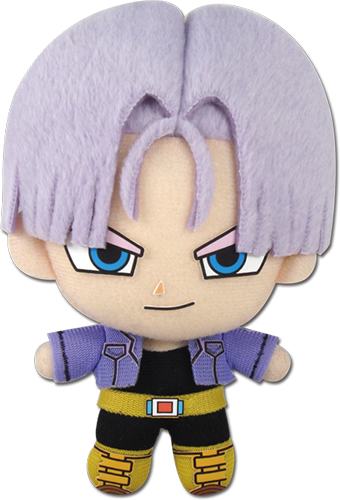 Dragon Ball Z - Sd Trunks 5'' Plush officially licensed Dragon Ball Z Plush product at B.A. Toys.
