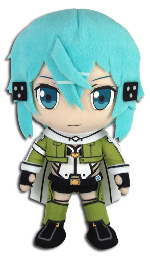 Sword Art Online Ii - Sinon Plush 8'', an officially licensed product in our Sword Art Online Plush department.
