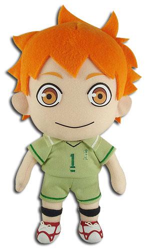 Haikyu!! - Shoyo Junior High Plush 8'' officially licensed Haikyu!! Plush product at B.A. Toys.