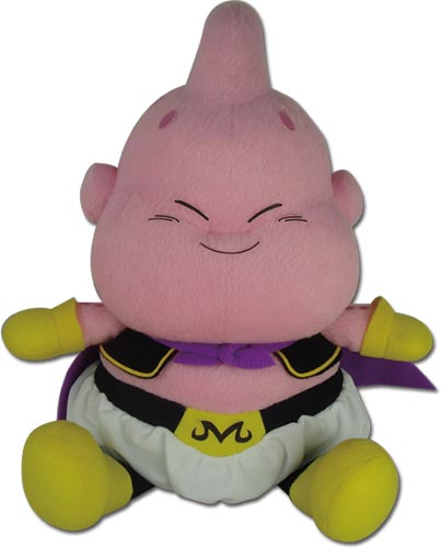 Dragon Ball Z - Buu 7'' Plush officially licensed Dragon Ball Z Plush product at B.A. Toys.