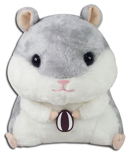 Great Eastern - Gray Hamster Plush, an officially licensed product in our Great Eastern Plush department.