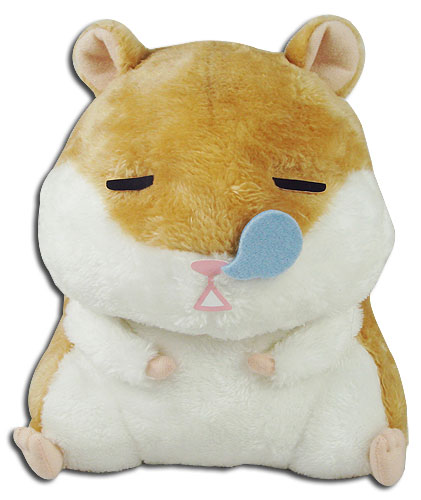 Great Eastern - Brown Hamster Plush, an officially licensed product in our Great Eastern Plush department.