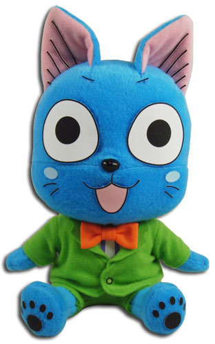 Fairy Tail - Happy Fantasia Plush 7