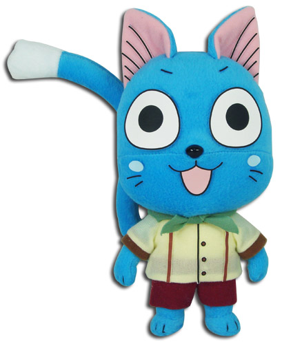 Fairy Tail - Happy Edolas Plush, an officially licensed product in our Fairy Tail Plush department.