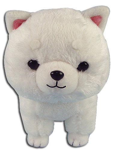 Great Eastern - White Shiba Plush 5'', an officially licensed product in our Great Eastern Plush department.