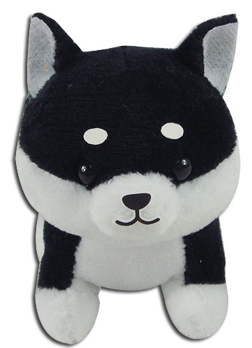 Great Eastern - Black Shiba Plush 3'', an officially licensed product in our Great Eastern Plush department.