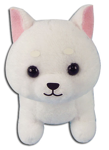 Great Eastern - White Shiba Plush 3'', an officially licensed product in our Great Eastern Plush department.