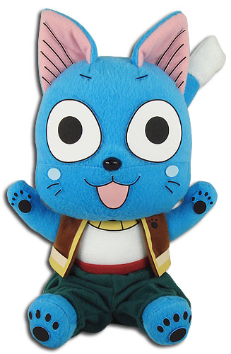 Fairy Tail - Happy Niruit Tribe Plush 7
