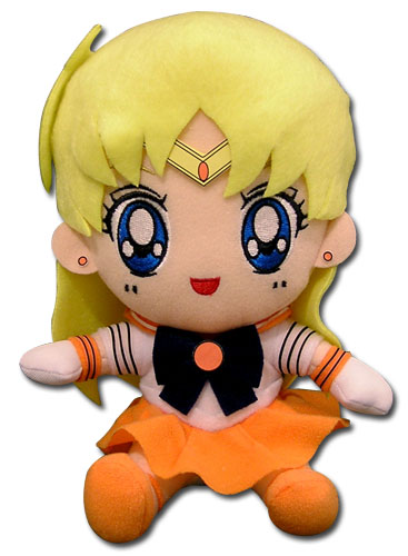 Sailor Moon - Sailor Venus Plush 7