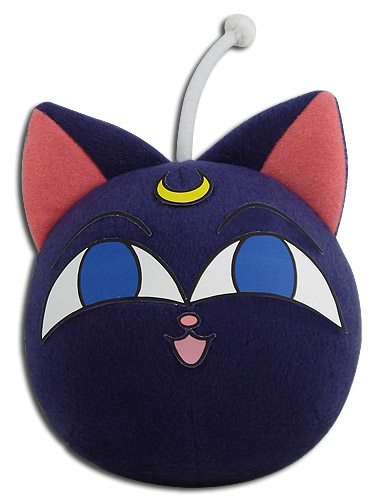 Sailor Moon R - Luna P Plush 3
