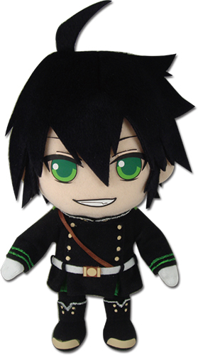 Seraph Of The End - Yuichiro Plush 8'', an officially licensed product in our Seraph Of The End Plush department.