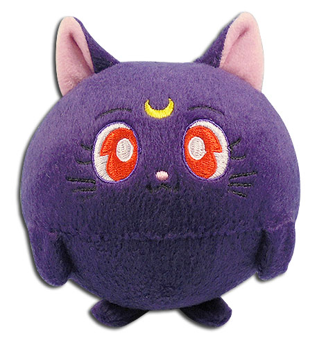 Sailor Moon - Luna Ball Plush 8'', an officially licensed product in our Sailor Moon Plush department.