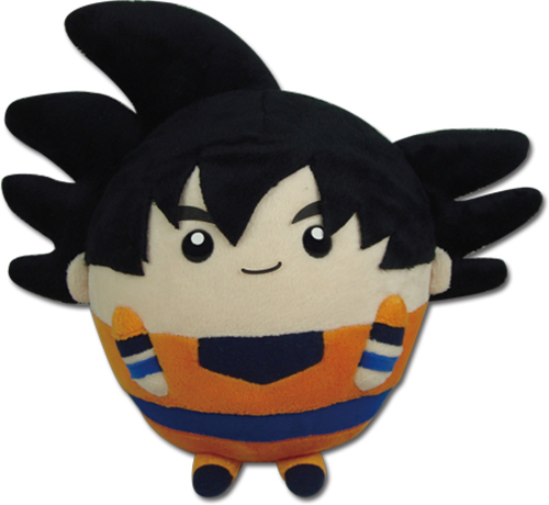 Dragon Ball Z - Goku Ball Plush 8'' officially licensed Dragon Ball Z Plush product at B.A. Toys.