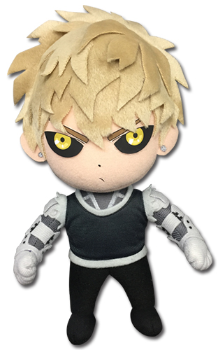 One Punch Man - Genos Plush 8'', an officially licensed product in our One-Punch Man Plush department.