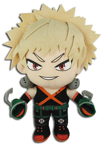 My Hero Academia - Bakugo Plush, an officially licensed product in our My Hero Academia Plush department.
