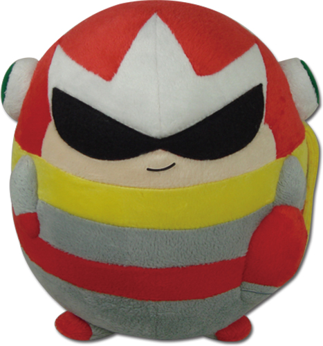 Mega Man 10 - Proto Man Ball Plush, an officially licensed product in our Mega Man Plush department.