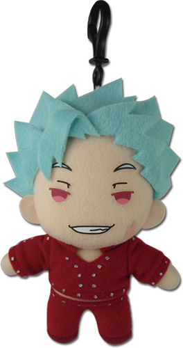 The Seven Deadly Sins - Ban Plush 5'', an officially licensed product in our The Seven Deadly Sins Plush department.
