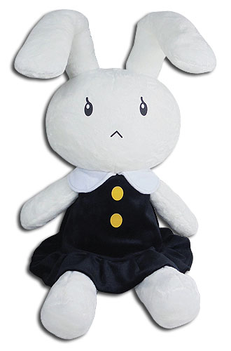 Bungo Stray Dogs - Rabbit Plush 18, an officially licensed Bungo Stray Dogs product at B.A. Toys.