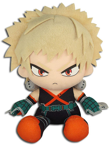 My Hero Academia - Bakugo 02 Plush, an officially licensed product in our My Hero Academia Plush department.