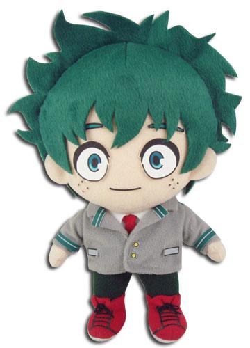 My Hero Academia - Midoriya Uniform Plush 8
