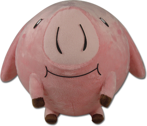 The Seven Deadly Sins - Hawk Ball Plush 8'' officially licensed The Seven Deadly Sins Plush product at B.A. Toys.