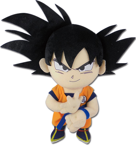 Dragon Ball Z - Goku Kaioken 02 Plush officially licensed Dragon Ball Z Plush product at B.A. Toys.