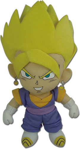 Dragon Ball Z - Vegito Plush 8