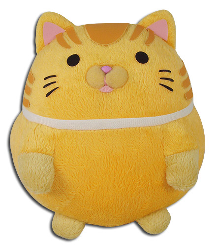 Great Eastern - Chubby Cat White Plush 5''H, an officially licensed product in our Great Eastern Plush department.