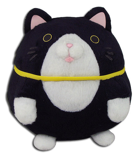 Great Eastern - Chubby Cat (White), an officially licensed product in our Great Eastern Random Anime Items department.