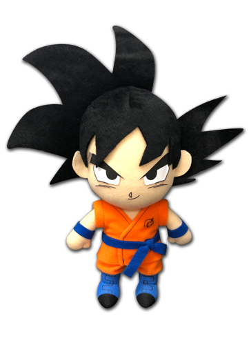 Dragon Ball Super - Goku 01 Plush 8'', an officially licensed product in our Dragon Ball Super Plush department.