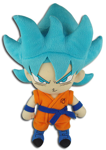 Dragon Ball Super - Ssgss Goku 01 Plush 8'', an officially licensed product in our Dragon Ball Super Plush department.