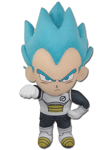 Dragon Ball Super - Ss Vegeta 01 Plush 8