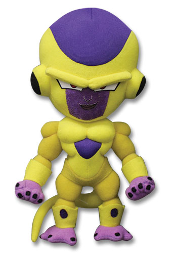 Dragon Ball Super - Golden Frieza 01 Plush 8'', an officially licensed product in our Dragon Ball Super Plush department.
