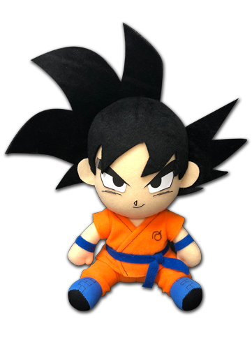Dragon Ball Super - Goku Sitting Pose Plush 7