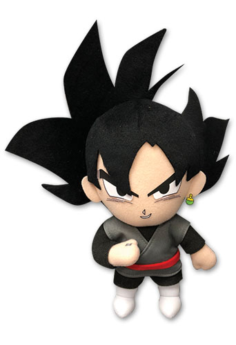 Dragon Ball Super - Goku Black Plush 8'', an officially licensed product in our Dragon Ball Super Plush department.