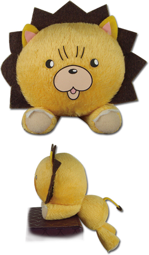 Bleach - Kon Mini Lying Plush 4