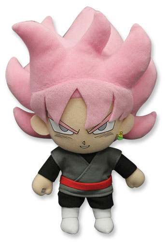 Dragon Ball Super - Goku Black Rose Plush 8'', an officially licensed product in our Dragon Ball Super Plush department.