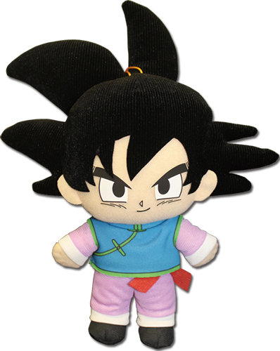 Dragon Ball Super - Goten 01 Plush 8'', an officially licensed product in our Dragon Ball Super Plush department.