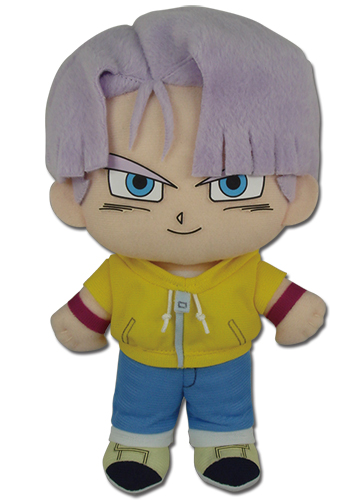 Dragon Ball Super - Trunks 01 Plush 8
