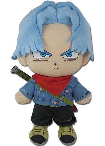Dragon Ball Super - Future Trunks 01 Plush 8