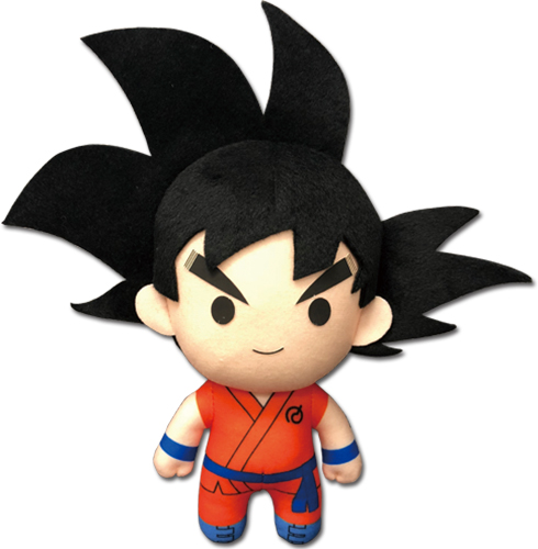 Dragon Ball Super - Goku 01 Plush 6.5