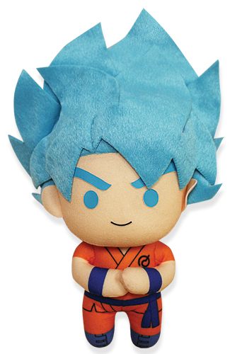 Dragon Ball Super - Ssgss Goku 01 Plush 6.5