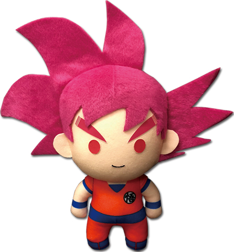 Dragon Ball Super - Ssg Goku 01 Plush 5